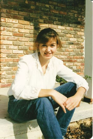 Laura Edwards in 1981.