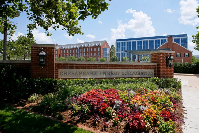 Chesapeake Energy Corporation's headquarters in Oklahoma City.