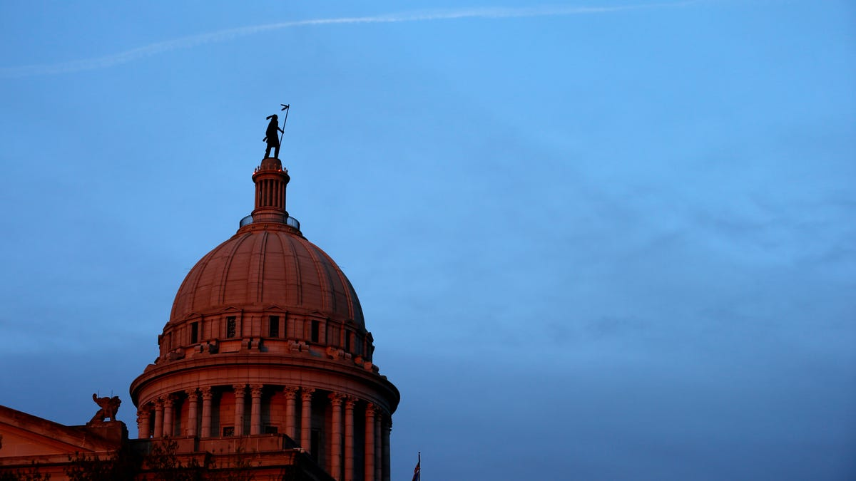 Oklahoma's Legislature has a history of passing unconstitutional laws