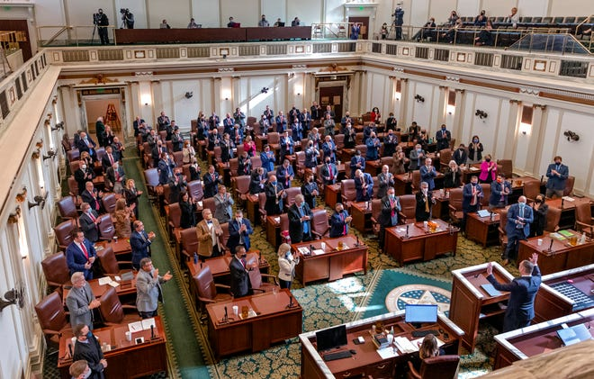 The Oklahoma Legislature adjourned Sine Die Thursday, May 27 after the annual four-month legislative session.