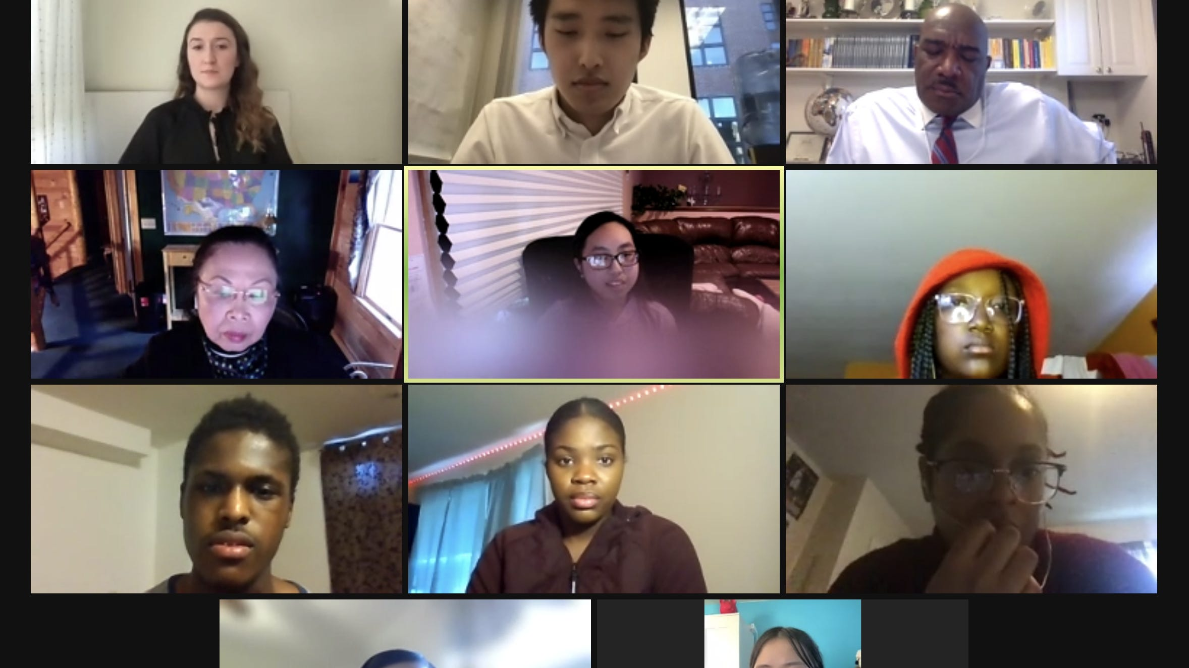 www.patriotledger.com: Randolph youth share experiences with racism in virtual forum