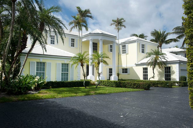 A house at 216 Tradewind Drive on the North End of Palm Beach has been flipped for a recorded $11 million — $4 million more than it sold for four months ago, courthouse records show.