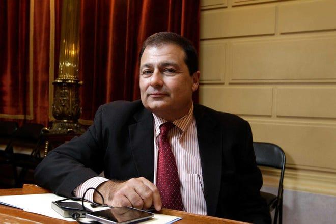 House Majority Leader K. Joseph Shekarchi
