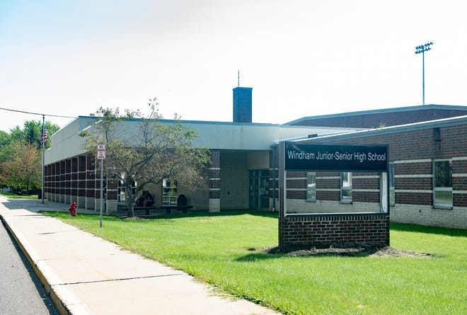 The Windham school district is seeking a permanent improvement levy to upgrade the heating system at the junior senior high school.