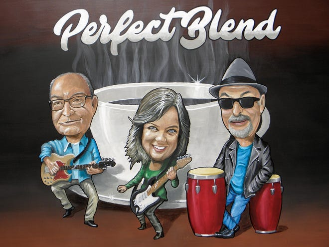 Perfect Blend Trio will perform at the Southport-Oak Island Area Chamber of Commerce Coastal Home & Lifestyle Showcase.