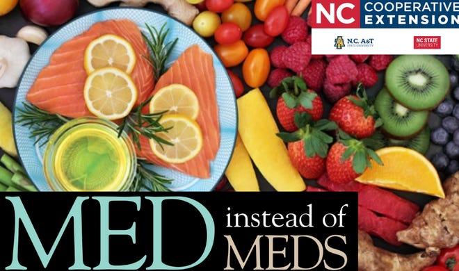 May is International Mediterranean Diet Month.