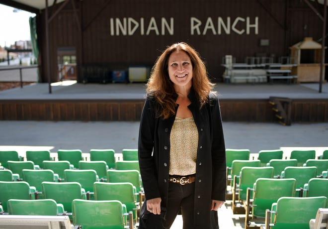 Suzette Coppola is the president of Indian Ranch.