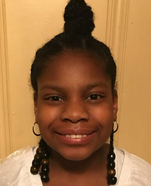 Fifth grader Xylia Scott has been nationally recognized as a Carson Scholar and has been awarded her first college scholarship through this program.