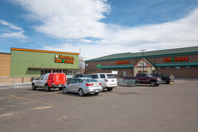 Natural Grocers will move across the parking lot into the new location on W. 29th Street on May 6. The store will be 30% larger and will feature more products.