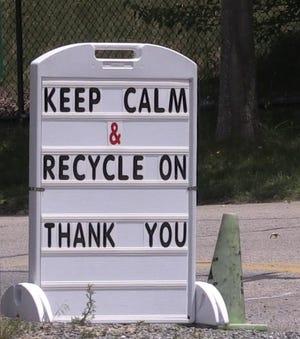 The United States leads the world in plastic trash per capita.