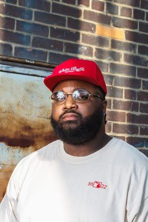 Detroit rapper Nick Varcity.