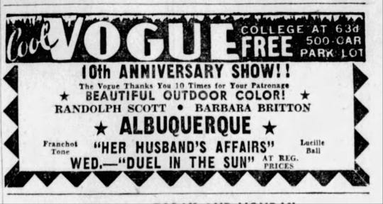 The Indianapolis Star, June 20, 1948