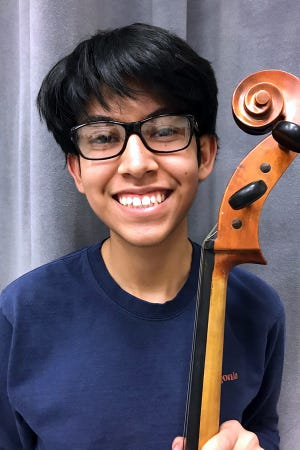 Lafayette Jefferson High School junior and cello player, Michael Escobedo, has won a spot in the prestigious Sphinx Performance Academy , which will take place in partnership with the Curtis Institute of Music, Cleveland Institute of Music and The Juilliard School this summer.