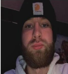 Nick Mucciolo, 23, went missing Tuesday, April 27, 2021, from the 4200 block of Kurtz Avenue in Louisville, according to police.