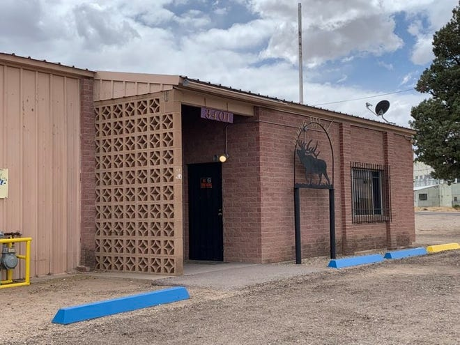 New Mexico Elks Association Lodge #2750, located in Deming, is seen on Tuesday, April 27, 2021. It is one of 22 lodges it operates in the state, according to the association's website.