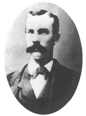 Notorious gunfighter Johnny Ringo was born in Wayne County and is perhaps the most mythologized personality ever to come out of East Central Indiana.