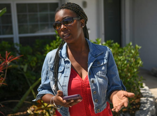"""""""This is my long-time dream home, I plan to have it for a long time,"""" said Susan Baker, a Black woman who owns a home on Thumb Point Drive on South Hutchinson Island in Fort Pierce. """"Unwelcome, so unwelcome, that's the hardest part about it,"""" Baker said. Some individuals in Fort Pierce have been claiming their short-term rental permits to run a Airbnb are getting denied by the city because they are Black, Hispanic, or other minorities."""