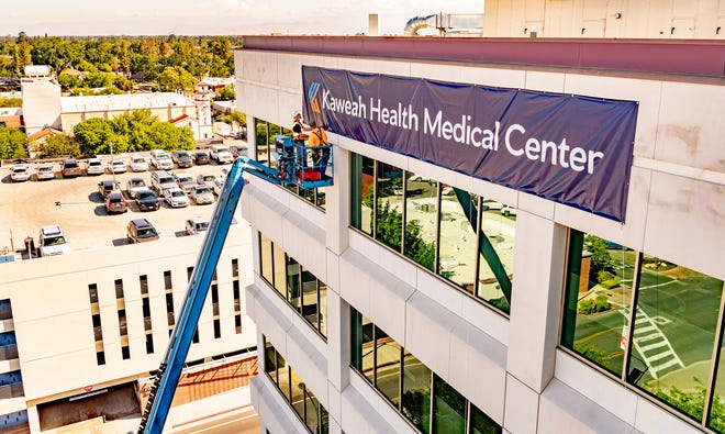 Kaweah Delta Medical Center announced  Tuesday, April 27, 2021 a name change to Kaweah Health that better reflects their mission to provide  comprehensive health services to the community.