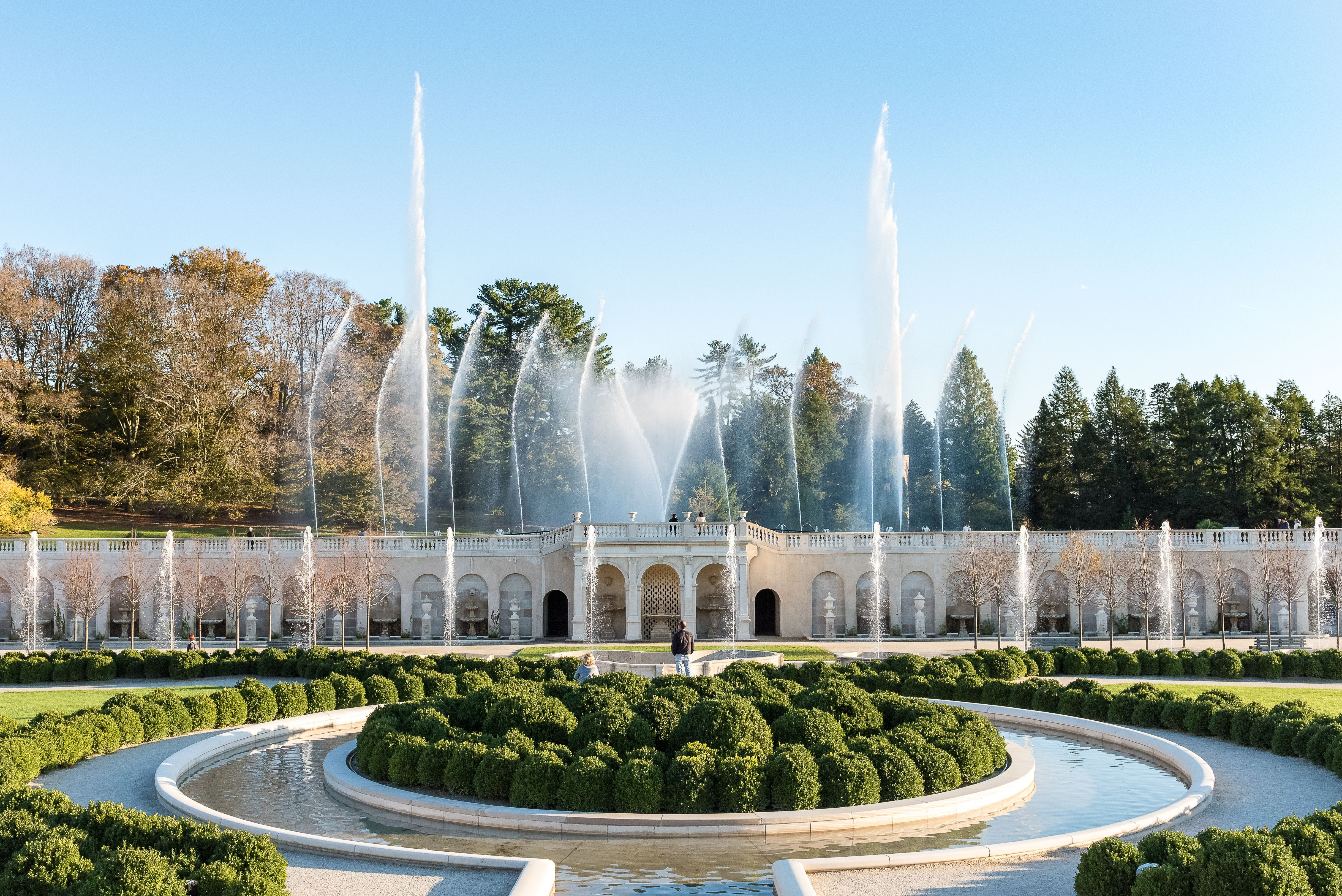 Longwood Gardens to remain closed until Wednesday after tanker truck crash