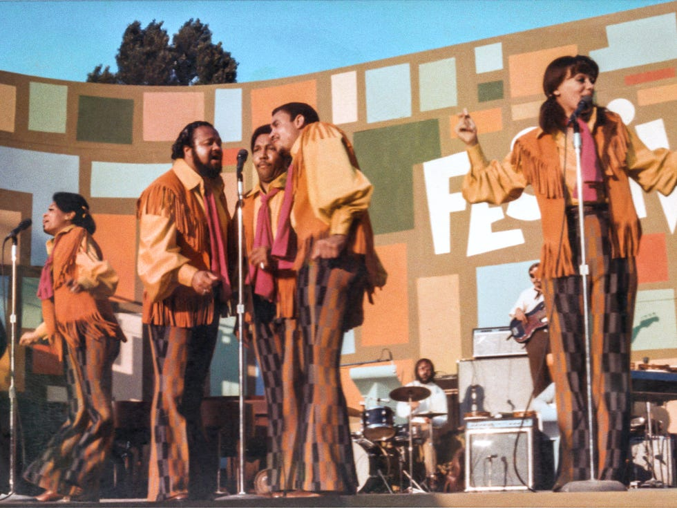 """""""Summer of Soul"""" is a documentary featuring never-before-seen footage of artists (including The 5th Dimension) at the 1969 Harlem Cultural Festival, an event that brought a divided community together by celebrating Black art."""