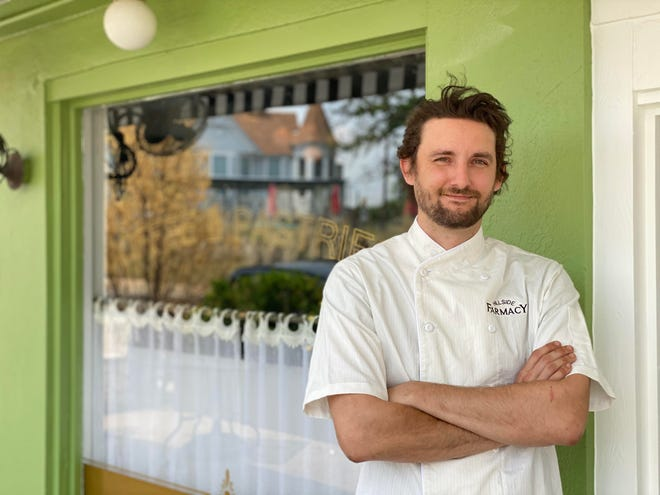 Hillside Farmacy recently hired a new chef, Tony Henderson, who will helm the restaurant on East 11th Street.