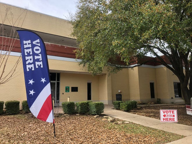 Polls will be open May 1 from 7 a.m. to 7 p.m.