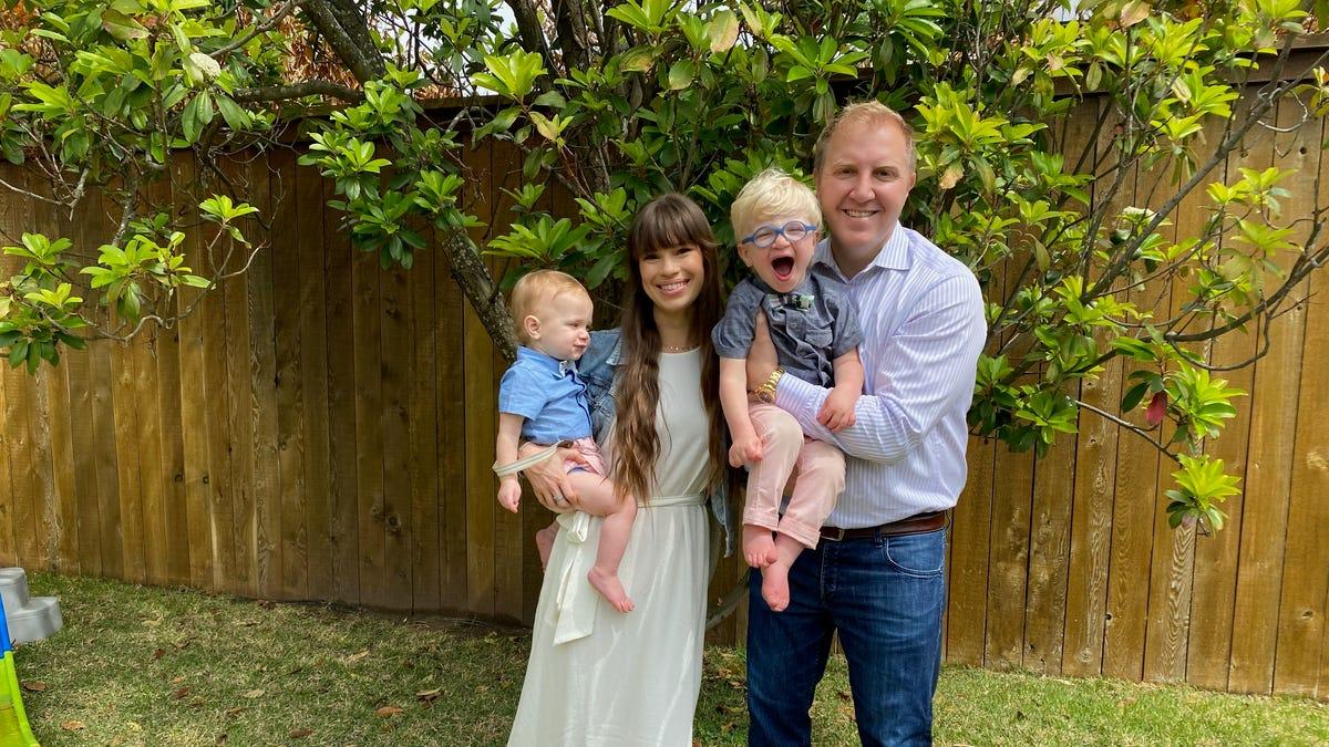 Austin family's mystery turns into diagnosis, walk to treat Angelman syndrome