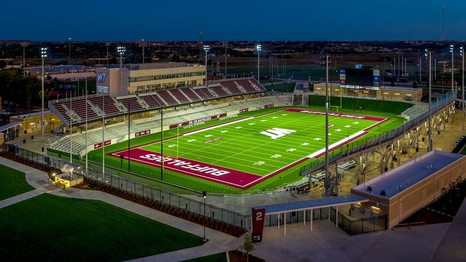 West Texas A&M University's three commencement ceremonies will take place in Buffalo Stadium on WT's Canyon campus, with numbers consistent with CDC and state health protocols.