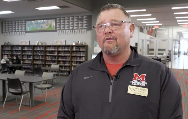 Melissa ISD Superintendent Keith Murphy discussed the district's bond proposal during a recent promotional video.