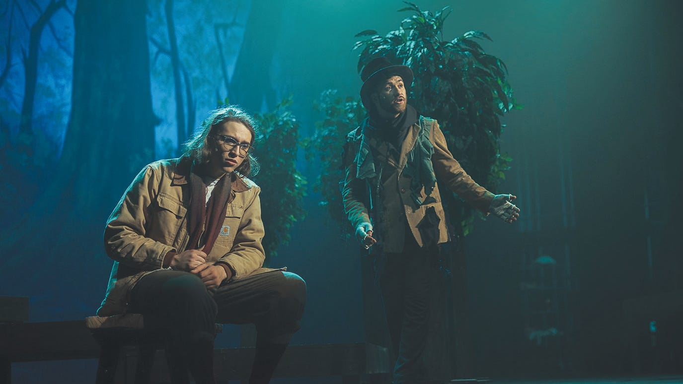 Bartlesville High School presents 'Into the Woods'
