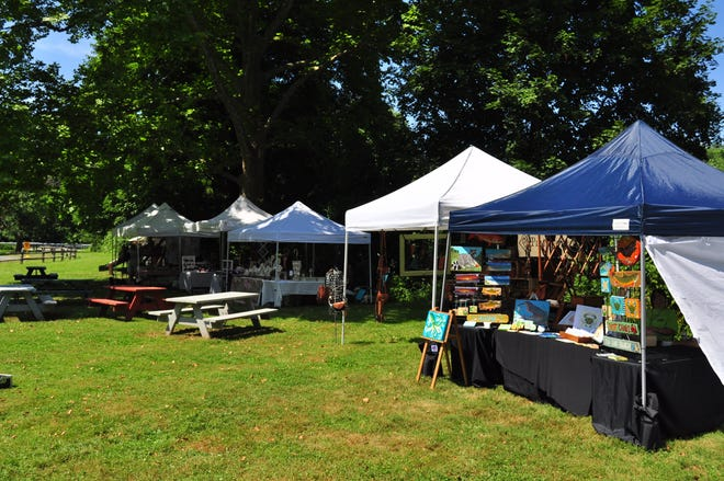 The Center for the Creative Arts, 410 Upper Snuff Mill Row, Yorklyn, will launch a monthly outdoor market from 11 a.m. to 3 p.m. May 2.