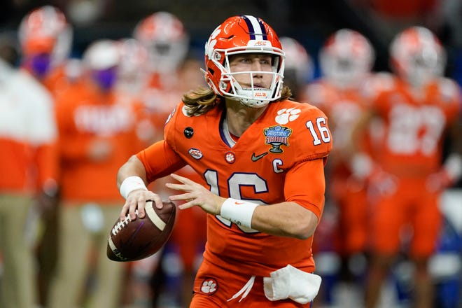 Heading into the NFL draft, the Jaguars did just about everything short of announcing that Clemson quarterback would be their choice with the No. 1 overall pick. That became reality on Thursday night.