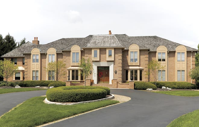 The former Dublin home of Urban and Shelley Meyer.