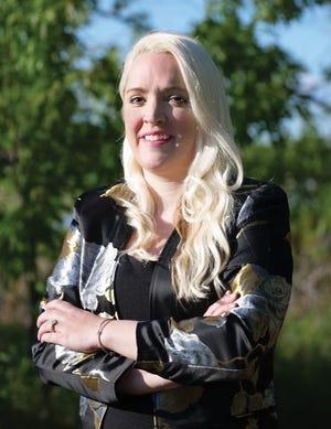 Julia Noulin-Mérat, general director and CEO of Opera Columbus