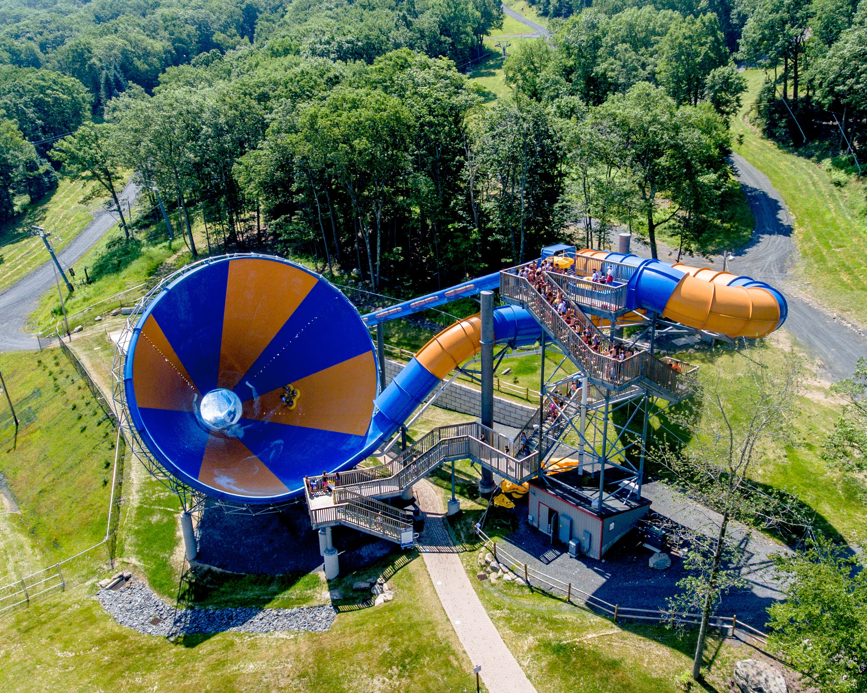 Camelbeach in Tannersville is the Keystone State's biggest outdoor park