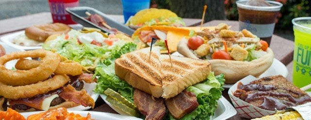 Knoebels in Elysburg is known to have the best theme park eats.