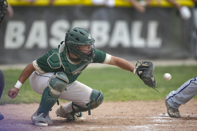 Senior catcher Daniel Contreras is a two-time all-conference pick who is one of four Boylan seniors who have started since they were freshmen.