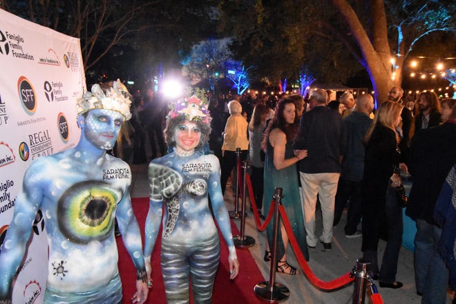 This year's Sarasota Film Festival Friday Night Street Party will be held in The Rosemary District.