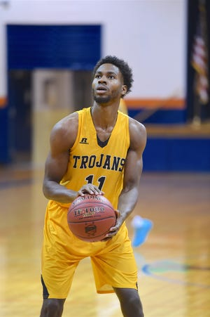 Terry Sanford graduate Johnny Hughes earned a scholarship to play basketball at Mount Olive after playing at FTCC. Now, he's headed for San Antonio's Incarnate Word.