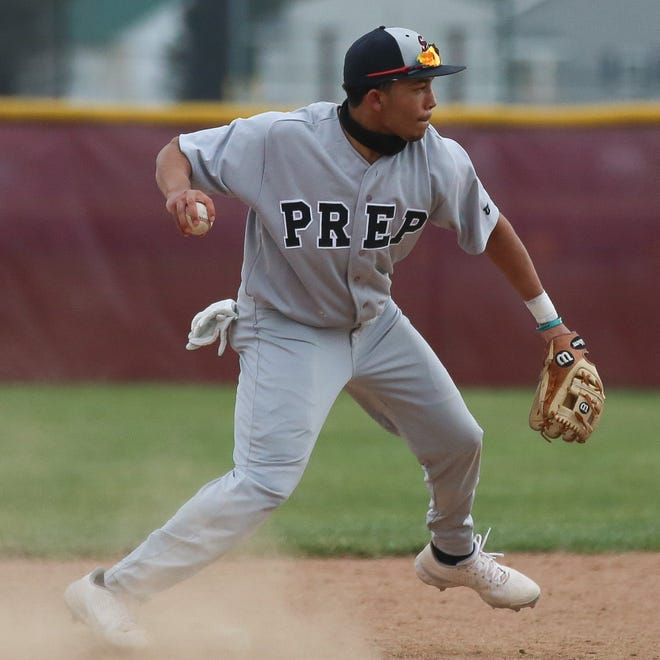 """Erik Witherspoon and St. Charles were 8-9 overall and 1-3in the CCL after losing toWatterson 3-1 on April 28. """"We're getting into the heart of things, and we're still trying to find our way,"""" coach Ray Benjamin said."""