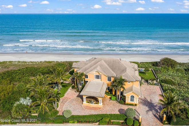 At $3,899,000, this home at 905 State Road A1A in Satellite Beach is among Brevard's top five high-end homes for sale.