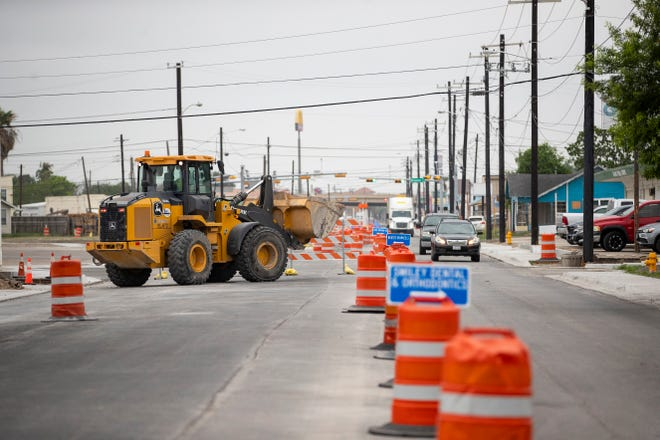 In January 2020, the city of Corpus Christi launched a $ 11.5 million reconstruction project for Morgan Avenue from Crosstown to Ocean Drive. Construction from Staples Street to Ocean Drive has been completed. The second half of the project, Crosstown and Staples Street, will be completed in the coming weeks.