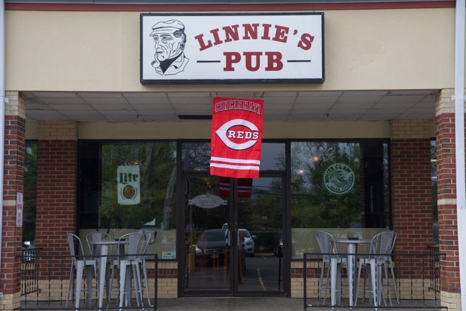"""Jay Linneman, owner of Linnie's Pub says business has never been better after he publicly announced thathe would air no NBA games on the televisionuntil James was """"expelled"""" from the league. James responded the next day on Twitter."""