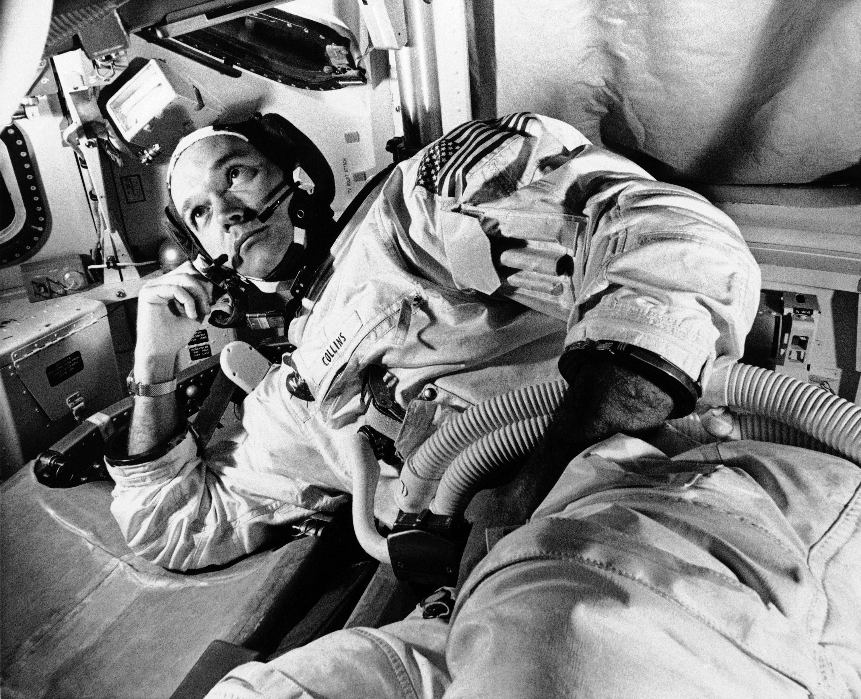 Astronaut Michael Collins, Apollo 11 pilot, dead of cancer 1