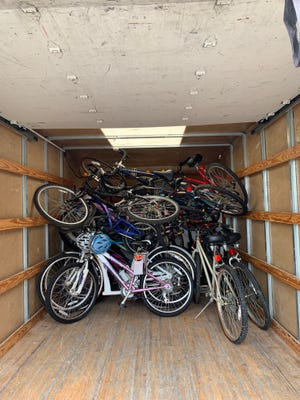 On May 8, the Oakland County Sheriff's Department is accepting old bikes for its Re-CYCLE program.