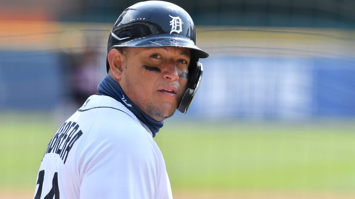 'I don't play that game': Tigers' Miguel Cabrera fires back at sign-tipping accusations 1