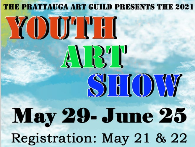 The 2021 Youth Art Show will be held May 29-June 25 in Prattville.