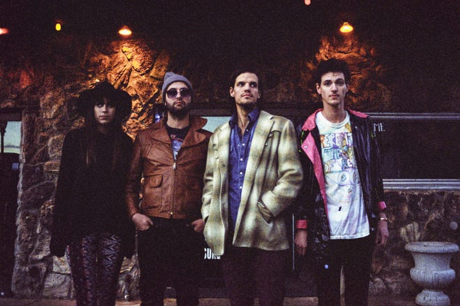 Houndmouth will headline the inaugural River Rodeo music fest in New Braunfels.