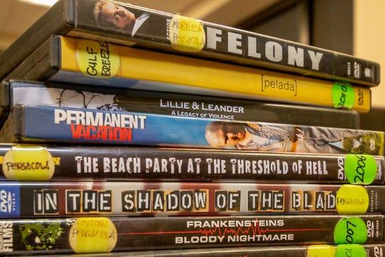 Часть большой коллекции фильмов Кеннета Мэннинга о Пенсаколе.