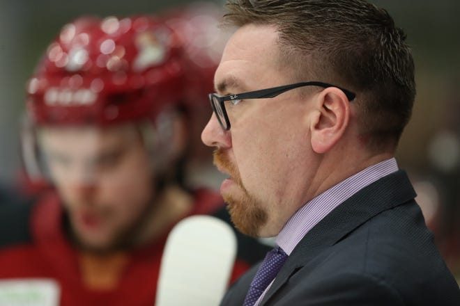 Arizona Coyotes assistant coach Jay Varady has brought a lot of experience to Rick Tocchet's staff.